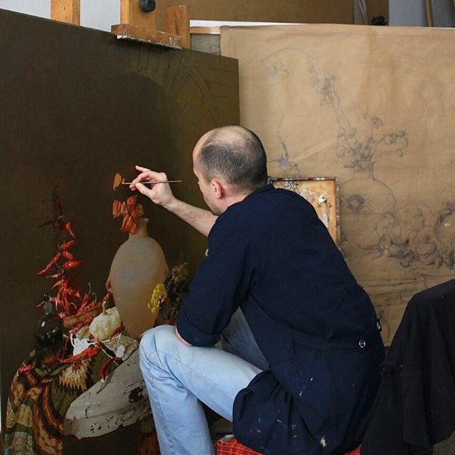 #rogowoi#rogowoiart#oilpainting#fineart#oilcanvas#arts#art#painting#painter#ukrainian#ukraine#contemporaryart#contemporaryrealism#художник#перец#натюрморт#stilllife#stilllifepainting#artstagram#instaart#paintanyway#drawanyway#contemporaryartist#живописьмаслом