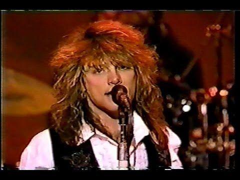 "▶ Bon Jovi - Blaze Of Glory (Live ""Academy Awards"" 1991) [HQ] - YouTube"