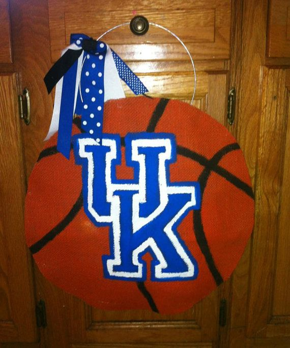 Hey, I found this really awesome Etsy listing at http://www.etsy.com/listing/118475597/burlap-basketball-hanging