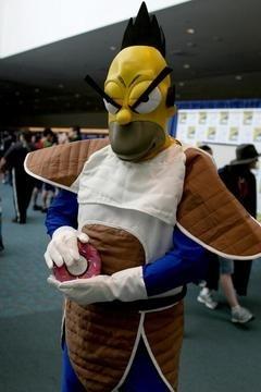 Homergeta: Best Cosplay, Geek Stuff, Sexy Cosplay Nerd, Cosplay Nerd Girls, Homergeta, Comic Con 2011, Coolsom Stuff