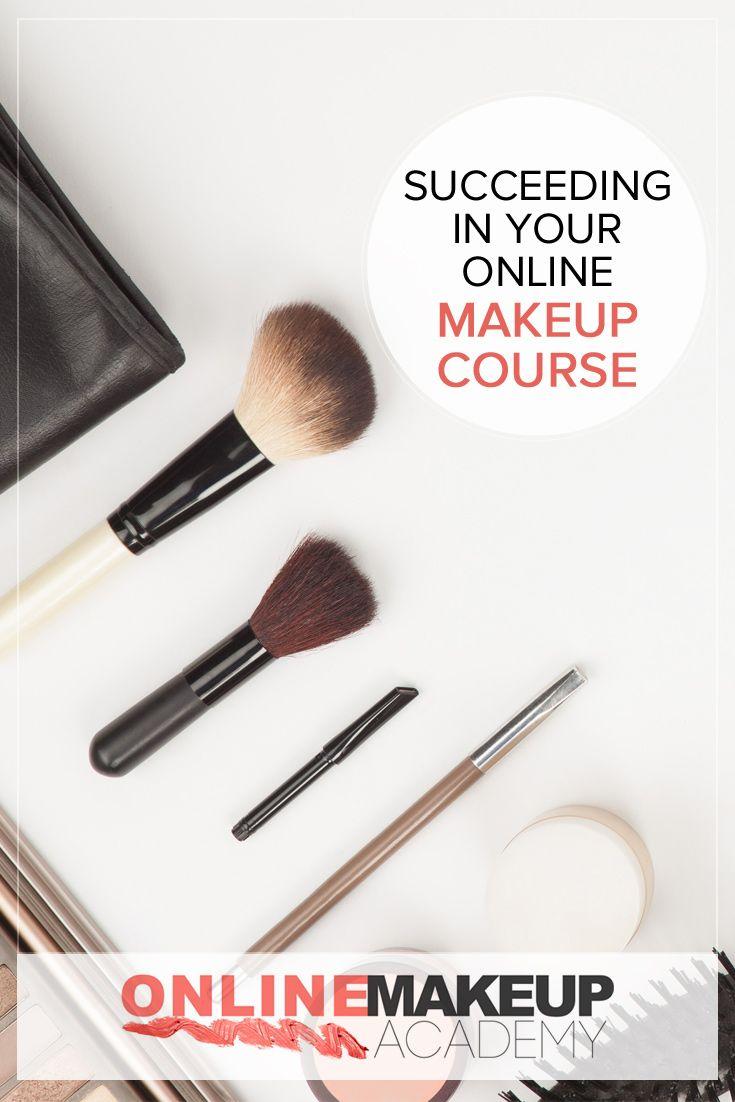 Best 25 online makeup courses ideas on pinterest online makeup succeeding in your online makeup course xflitez Image collections