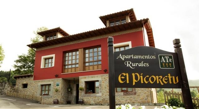 Apartamentos Rurales El Picoretu - 3 Star #Apartments - $63 - #Hotels #Spain #MestasdeCon http://www.justigo.eu/hotels/spain/mestas-de-con/apartamentos-el-picoretu_11169.html