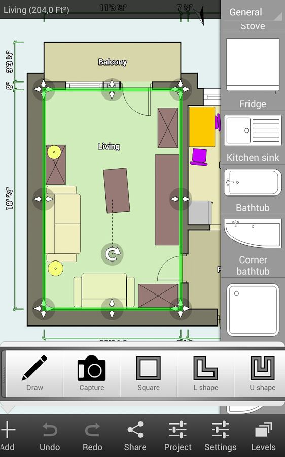 1000 ideas about floor plan creator on pinterest floor plan app modern floor plans and one Free easy floor plan maker