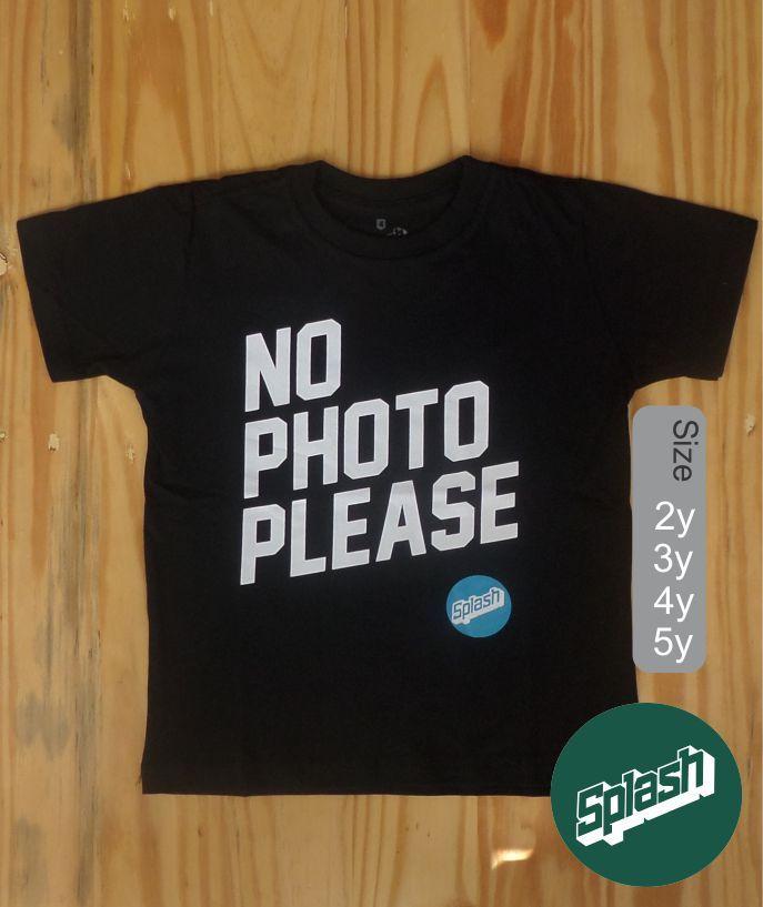 No Photo Please