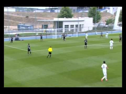 Ver Disfruta con los goles del Castilla y del Real Madrid C ante Mirandés y Marbella