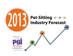 Pet Sitters International Releases 2013 Pet-Sitting Industry Forecast