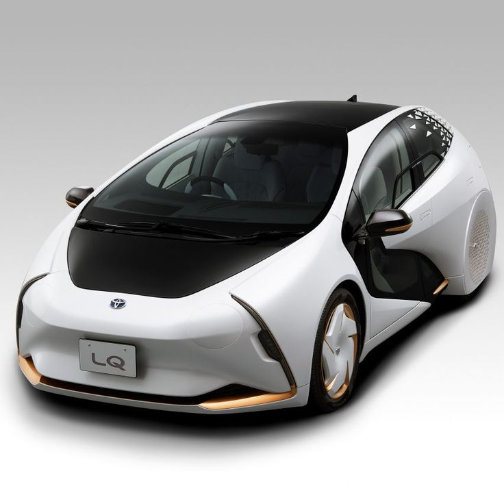 """Toyota's LQ concept creates a """"bond"""" between car and driver with AI agent"""