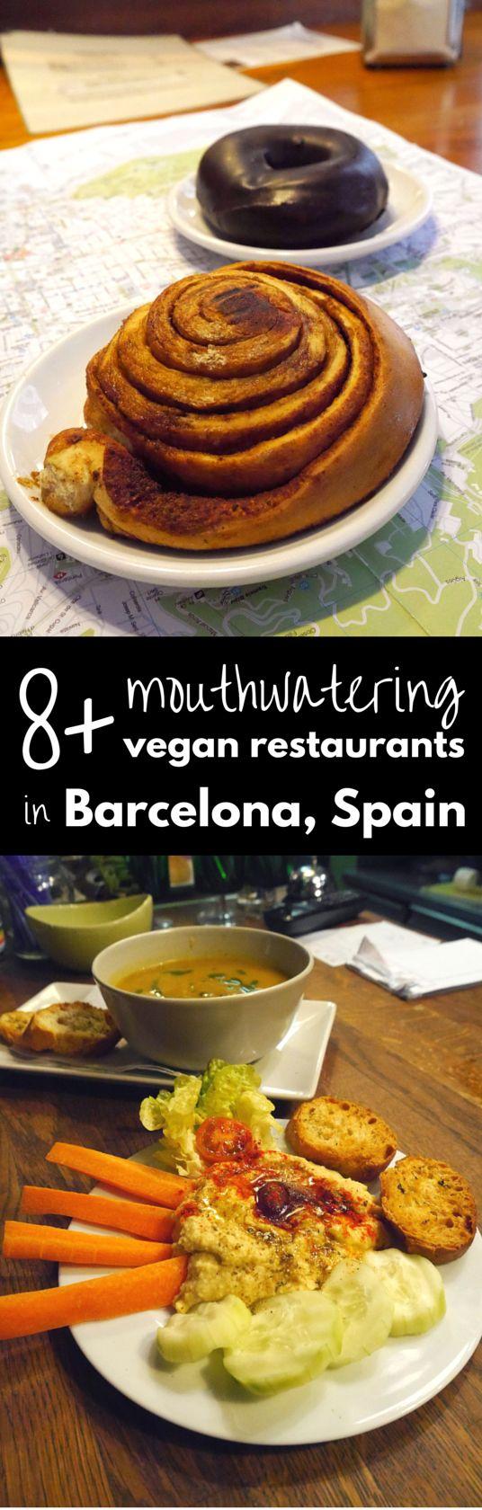 8 Best Vegan Restaurants In Barcelona Budget Friendly