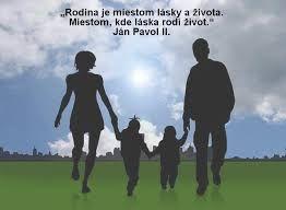 Výsledek obrázku pro rodina citáty