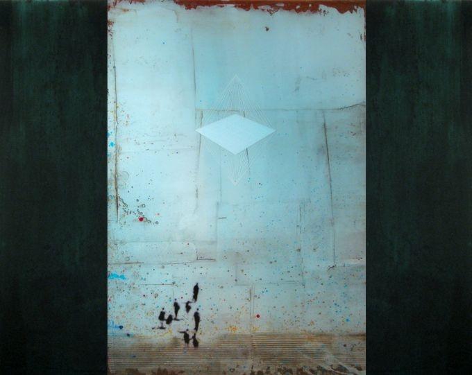 Simon Plasse - Blue Diamond