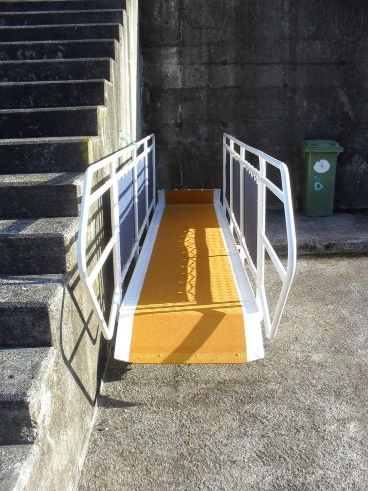 PORTO DA CALHETA: Escada do Gilberto Mariano