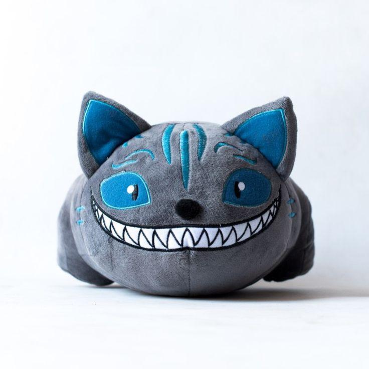 Superbe Peluche Nemu Alice In Wonderland Cheshire Cat