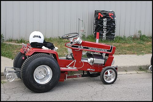 Lawn Tractor Towing : Best cub cadet garden tractor pulling images on
