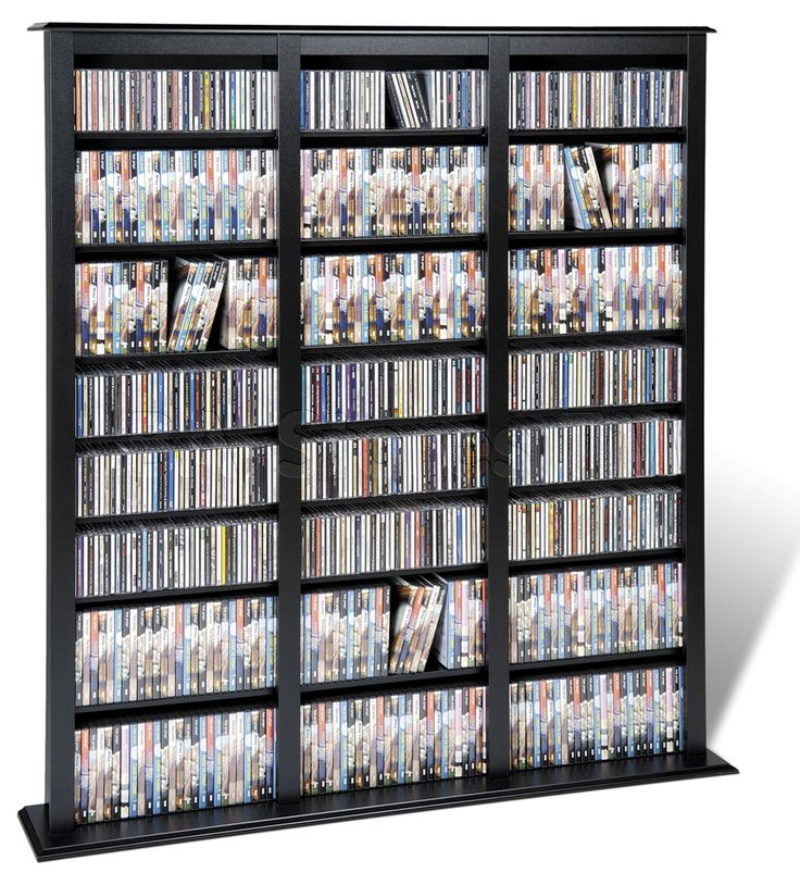Best DVD Storage Ideas For Your Home - The 25+ Best Media Storage Ideas On Pinterest