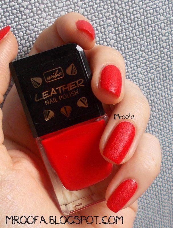Wibo Leather Nail Polish Nr 2