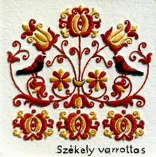 Hungarian (actually Seckler) embroidery
