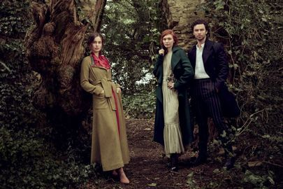 Poldark Series Two Interview - Aidan Turner, Eleanor Tomlinson and Heida Reed | British Vogue