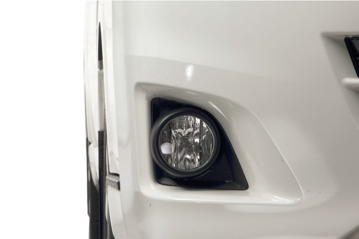 Toyota Auto2000 Hiace Front Lamp Exterior Type Commuter