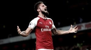 Bayern Munich willing to make offer for Olivier Giroud
