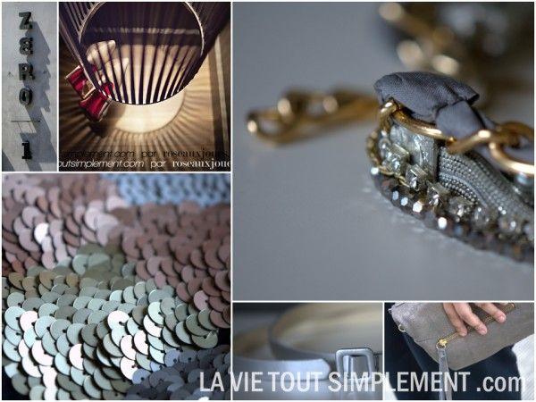 Les inspiration du look soirée audacieuse - Projet En mode locale. Tous les détails sur le projet sur www.lavietoutsimplement.com. #modeMTL #montreal #mode