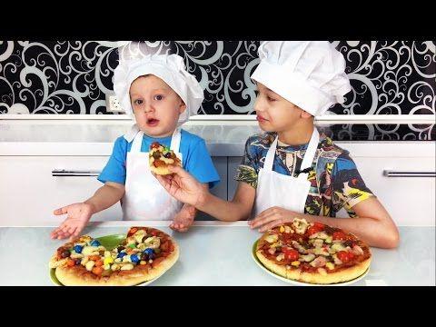 ПИЦЦА ЧЕЛЛЕНДЖ Pizza Challenge Вызов принят ! PIZZA CHALLENGE - YouTube