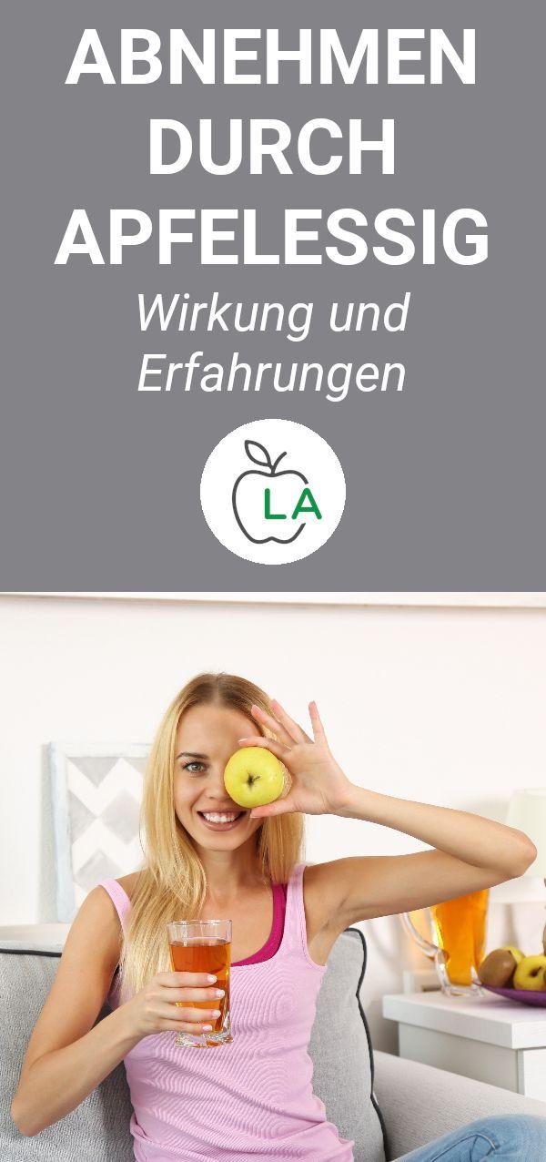 Mit Apfelessig abnehmen – Schneller schlank dank Essig?