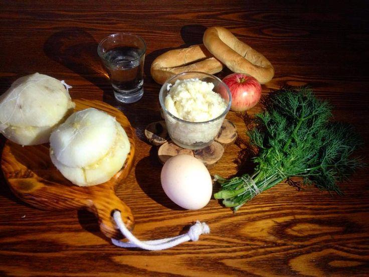 История русской кухни, особенности и традиционные блюда