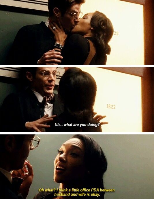 iris and barry dating quotes