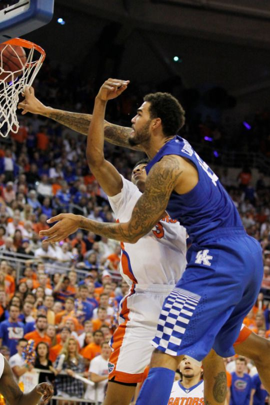 Willie Cauley-Stein dunks for #BBN. | HOOPS&SKIRTS: BBN ...