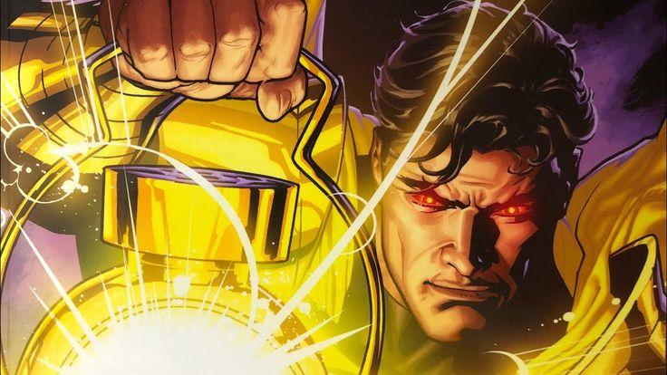 yellow lantern superman - 575×355