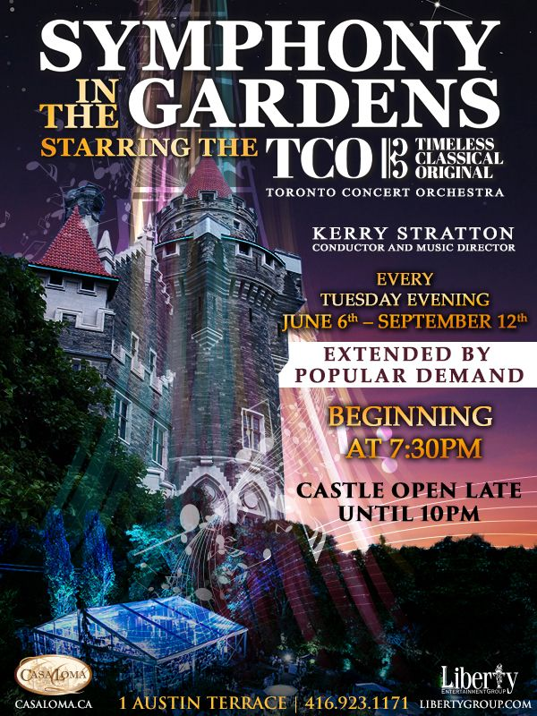 Casa Loma | Toronto's Majestic Castle | Toronto's Tourist Destination | Wedding and Event Venue | Liberty Entertainment Group