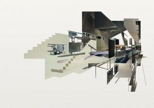 feld studio480340 Pixel, Architecture Collage, Arches Collage, Abstract Architecture, Architecture Inspiration, 565399 Pixel, Local Distance, Extract, Architecture Drawing