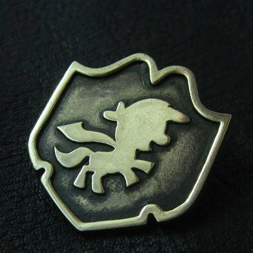 Bronze Cutie Mark Crusaders brooch