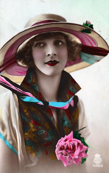 Flapper - 1929 - @~ Watsonette                                                                                                                                                                                 More