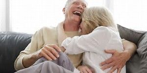 Image result for Romantic Cuddling Older Couples