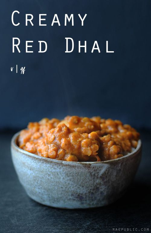 Easy creamy red dhal that is so freakling delicious it just might become your new favorite meal. It's gluten free and plant based so all can enjoy this flavorful vegan meal.
