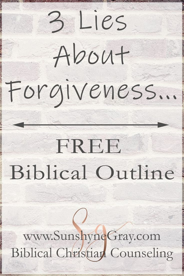 Scriptures on Forgiveness: Even When it's Hard