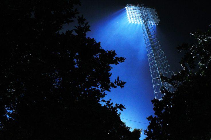 Noche de fútbol con las mejores luminarias del país