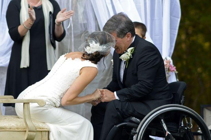 Raleigh Wedding Photography — North Carolina Wedding Photographer - Three Region NC Photography & Lifestyle - Wheelchair Wedding