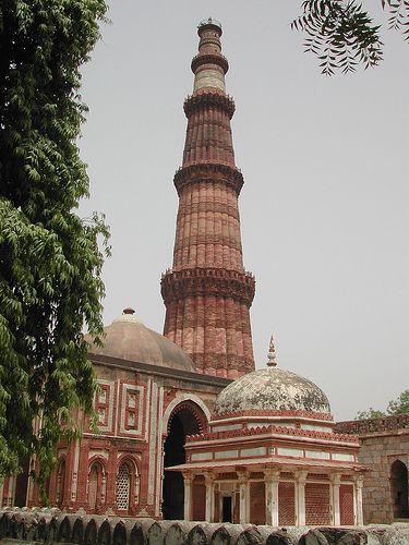 Qutb Minar and its Monuments, Delhi, Delhi, India. Inscription in 1993. Criteria: (iv)