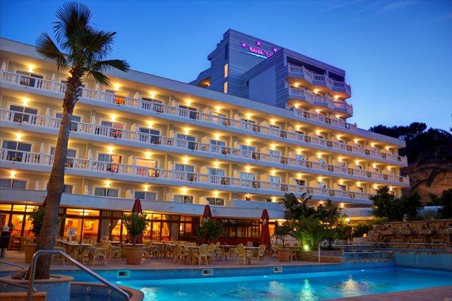 Hôtel Bahia del Sol 4* Majorque, promo séjour pas cher Baleares Opodo au Hôtel Bahia del Sol 4* à Majorque prix promo séjour Opodo à partir 532,00 € TTC 8J/7N