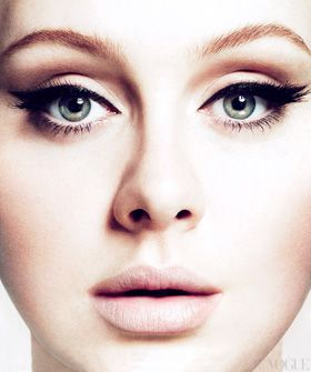 beautiful face, beautiful voice: Make Up, Eyeliner, Eye Makeup, Cat Eye, Beautiful, Cateye, Eyemakeup, Eye Liner, Adele