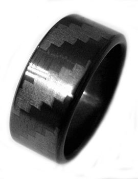 19 best Wedding Bands images on Pinterest Carbon fiber Wedding