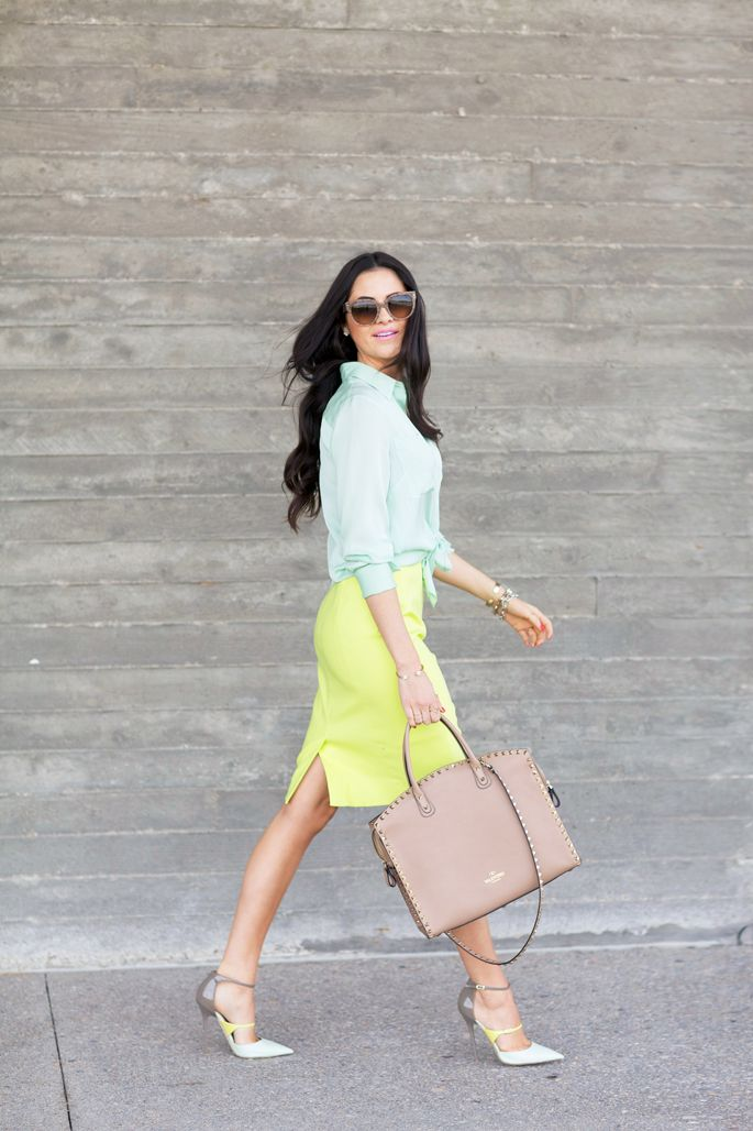 137 best Stylish in Pencil Skirts images on Pinterest