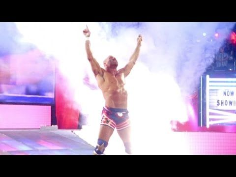 Kurt Angle is welcomed home to WWE by John Cena: WWE Hall of Fame 2017 (WWE Network Exclusive) Watch Video Online John Cena proudly reintroduces the WWE Universe to Kurt Angle at the WWE Hall of Fame Class of 2017