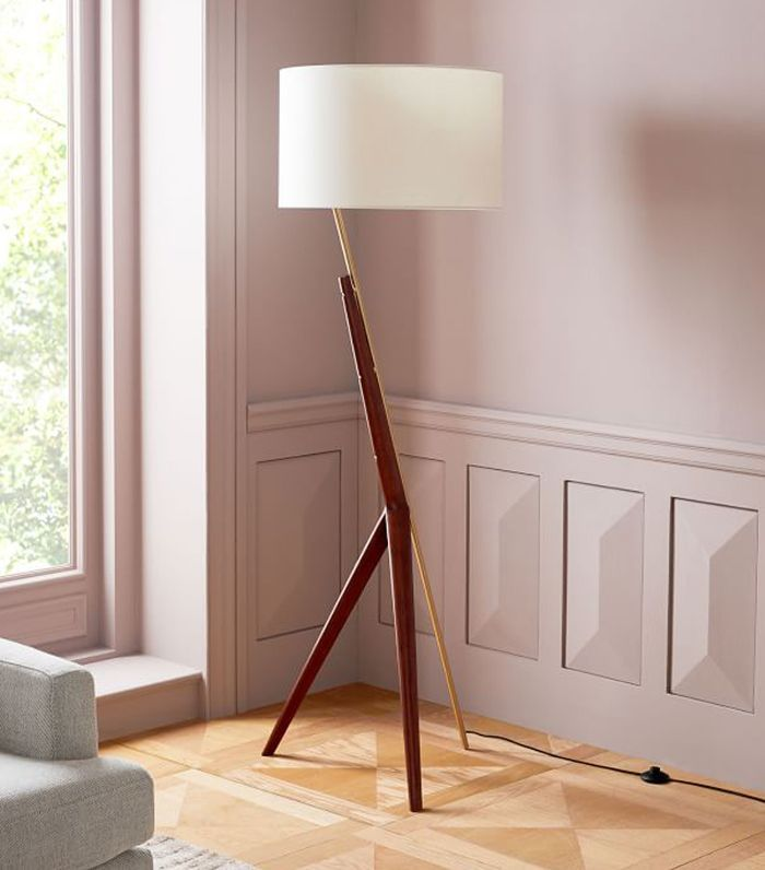 Homes That Make A Good First Impression Have 5 Things In Common Floor Lamp Room Lamp Unique Lamps