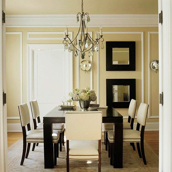 moldings: Dining Rooms, Wall Trim, Living Rooms, Wall Frames, Color Schemes, Dinning Rooms, Moldings, Pictures Frames, Wall Molding