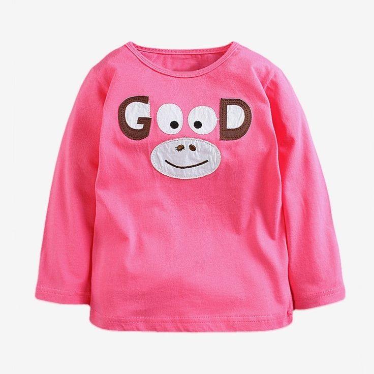 $32.24 (Buy here: https://alitems.com/g/1e8d114494ebda23ff8b16525dc3e8/?i=5&ulp=https%3A%2F%2Fwww.aliexpress.com%2Fitem%2FNeat-Brand-2017-Kid-t-shirt-Baby-Girl-Roupa-Infantil-Cartoon-T-Shirt-Child-Cartoon-Clothes%2F32787466543.html ) Neat Nova 2017 Kid t-shirt Baby Girl Roupa Infantil Cartoon T Shirt Child Cartoon Clothes Wear Top Nova T-shirt M50526 for just $32.24
