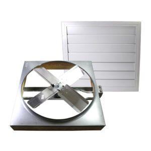 Balance Attic Fan Blades