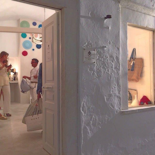 White Door Store - Santorini